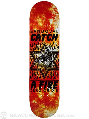 Zero Sandoval Catch A Fire Deck 8.125 x 32
