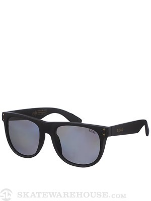 Zeal Optics Grey Ace Black/Gold Polarized
