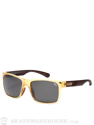 Zeal Brewer Polarized Brown Sugar/Dk. Grey Lens