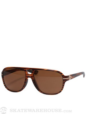 Zeal Darby Polarized Matte Wood Grain/Copper Lens