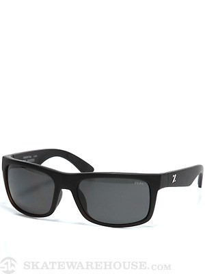 Zeal Essential Polarized Matte Black/Grey Lens