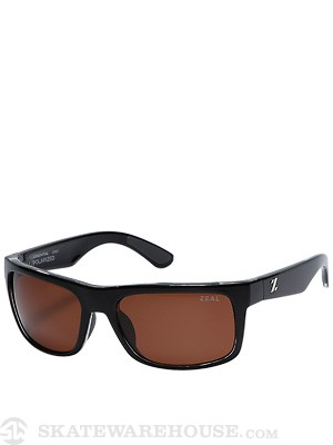 Zeal Optics Essential Shiny Black/Copper