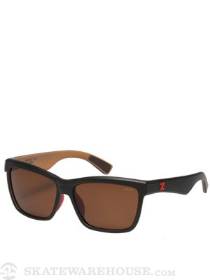 Zeal Kennedy Polarized Black Coffee/Copper