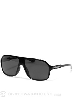 Zeal Sawyer Polarized Black Gloss/Dark Grey Lens
