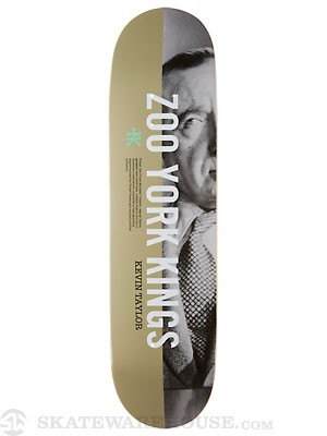 Zoo York Taylor Criminology Deck 8.125 x 32.06