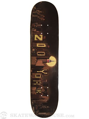 Zoo York Midnight Deck 7.75 x 31.56