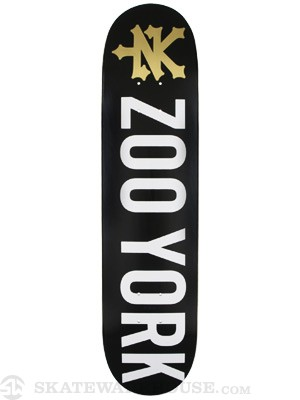 Zoo York Photo Incentive Deck  7.75 x 31.5